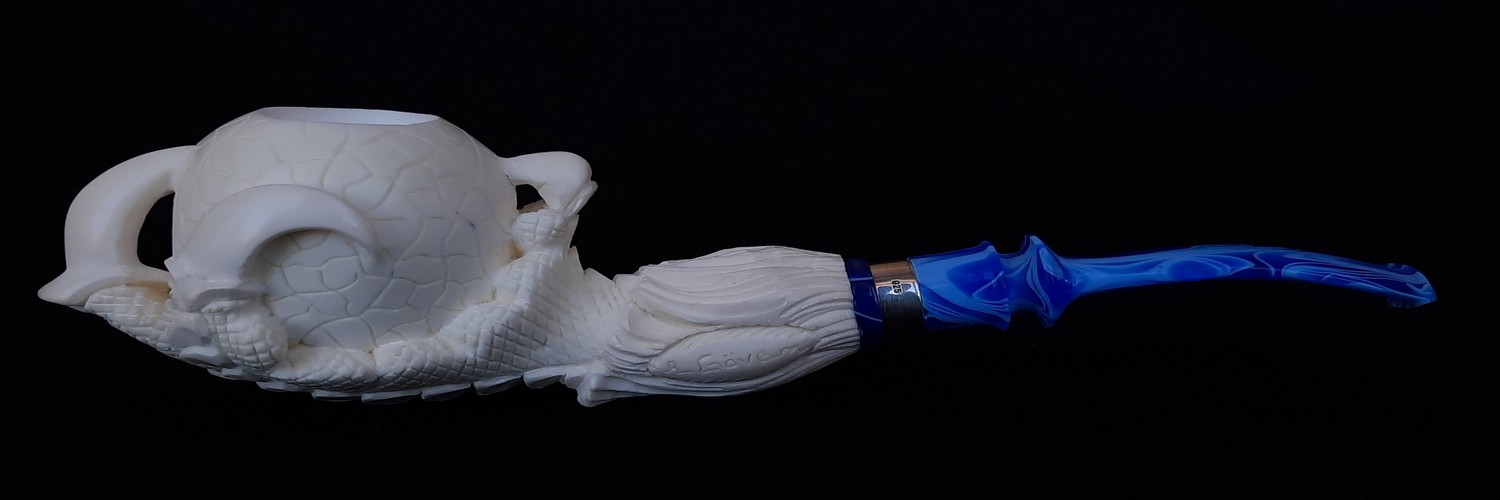 Eagle Claw Meerschaum Pipe