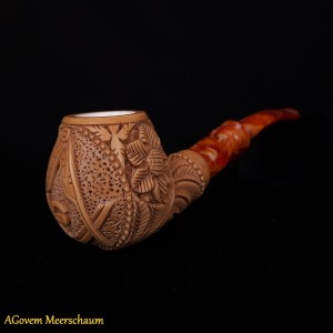 Masonic Meerschaum Pipes